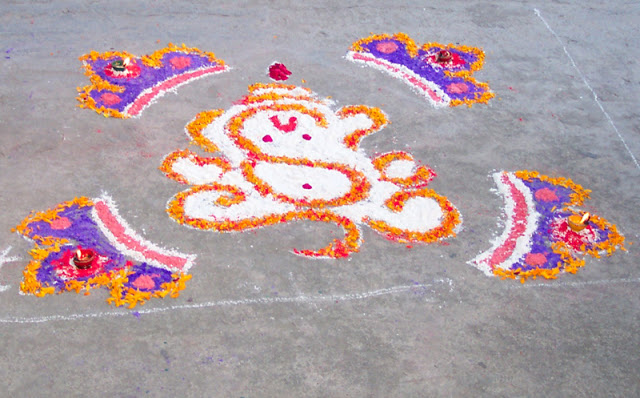 best rangoli designs for sakranthi