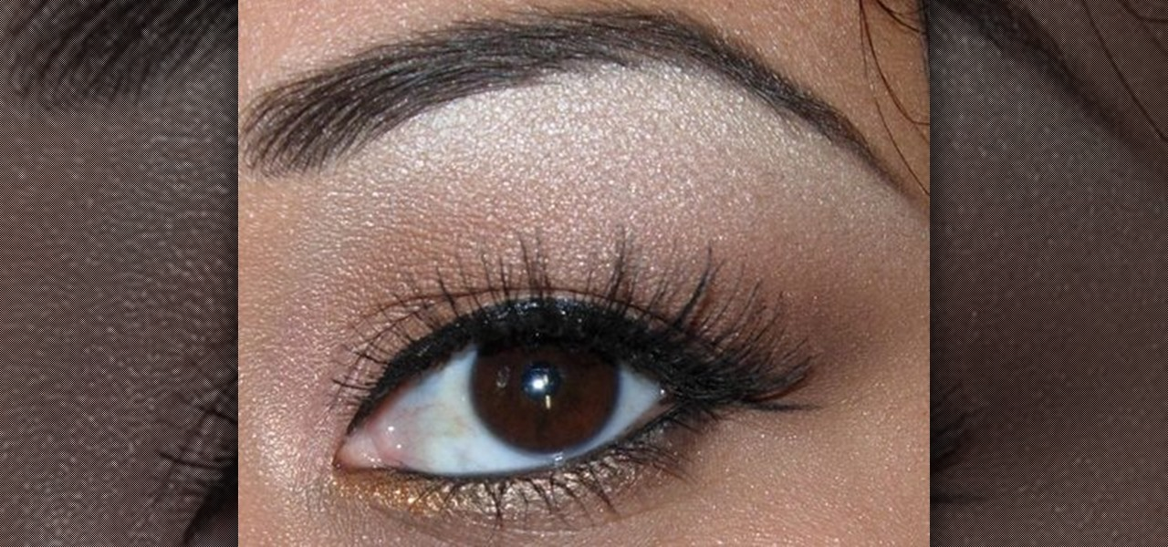 neutral eye make up
