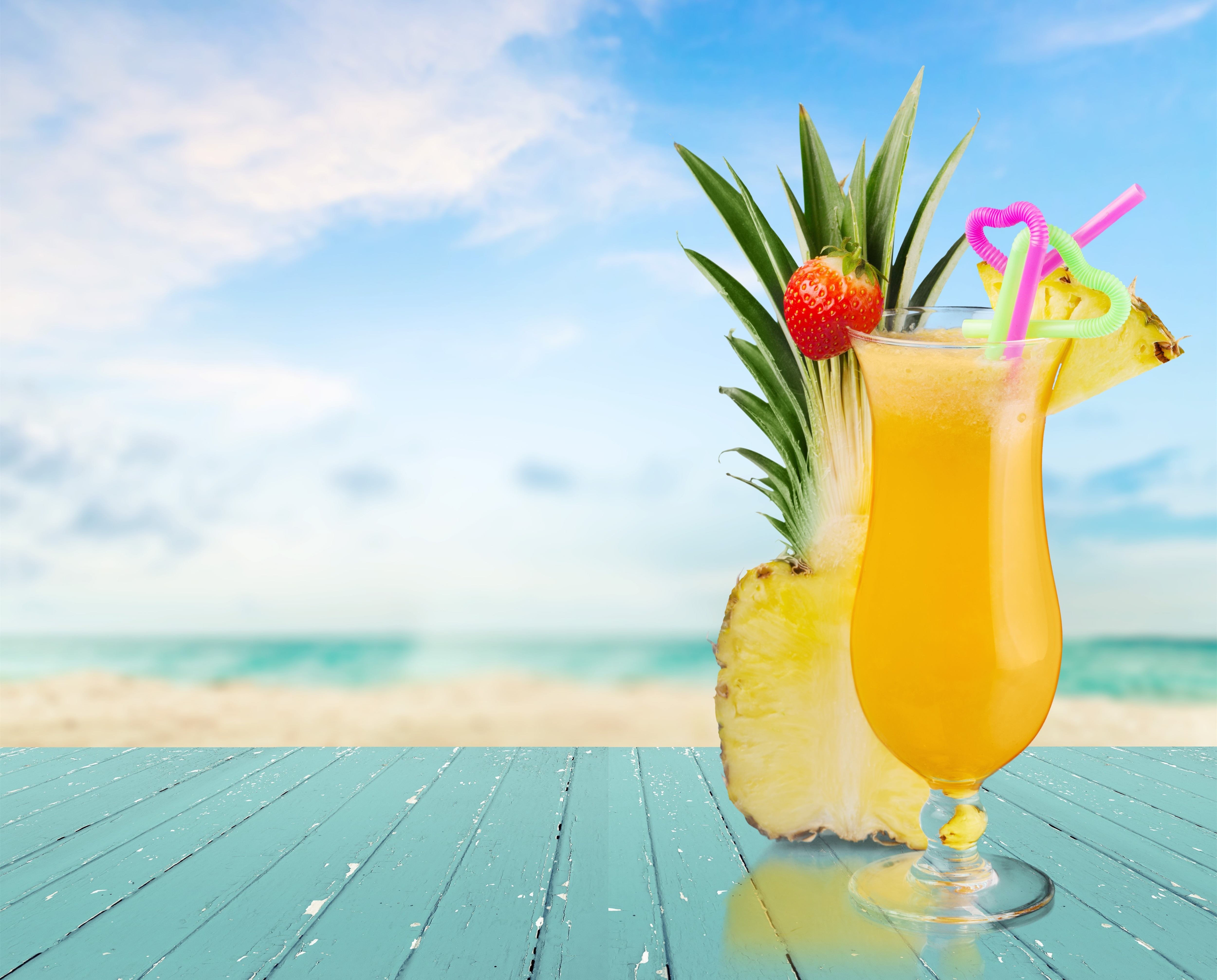 pineapple juice for hydration