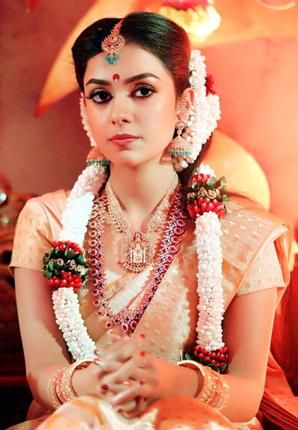 make up tips for south indian bride