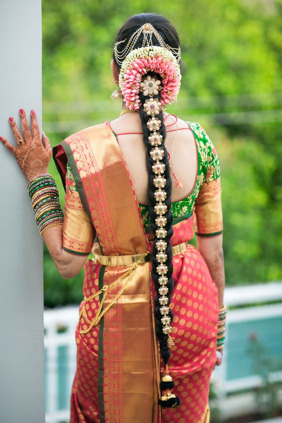 Most Beautiful South Indian Bridal Look Amp Style Photography Poses