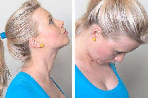 tongur press Exercises To Get Rid Of Double Chin