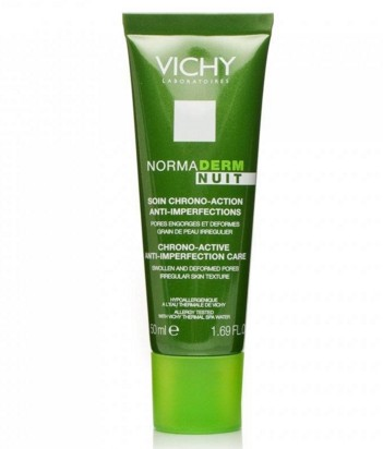 Vichy Normaderm Daily Care Night Chrono Active Anti Imperfection Care Night Cream