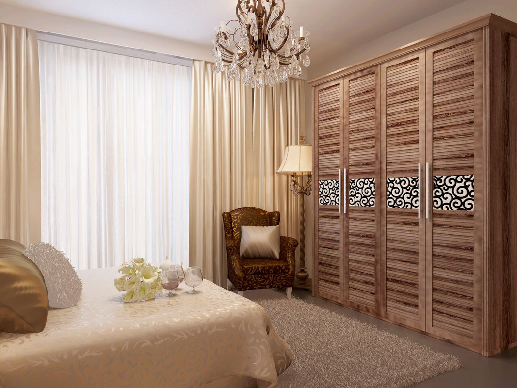 35 images of wardrobe designs for bedrooms for Bedroom cupboard designs in india