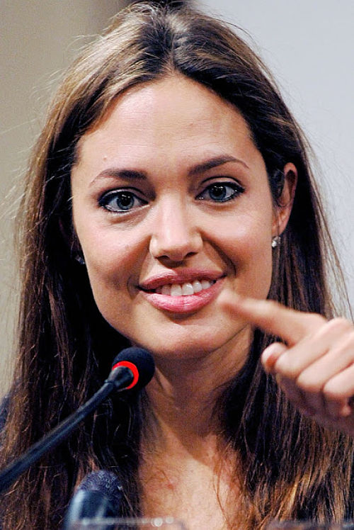 without makeup Angelina Jolie Images Best Wallpapers