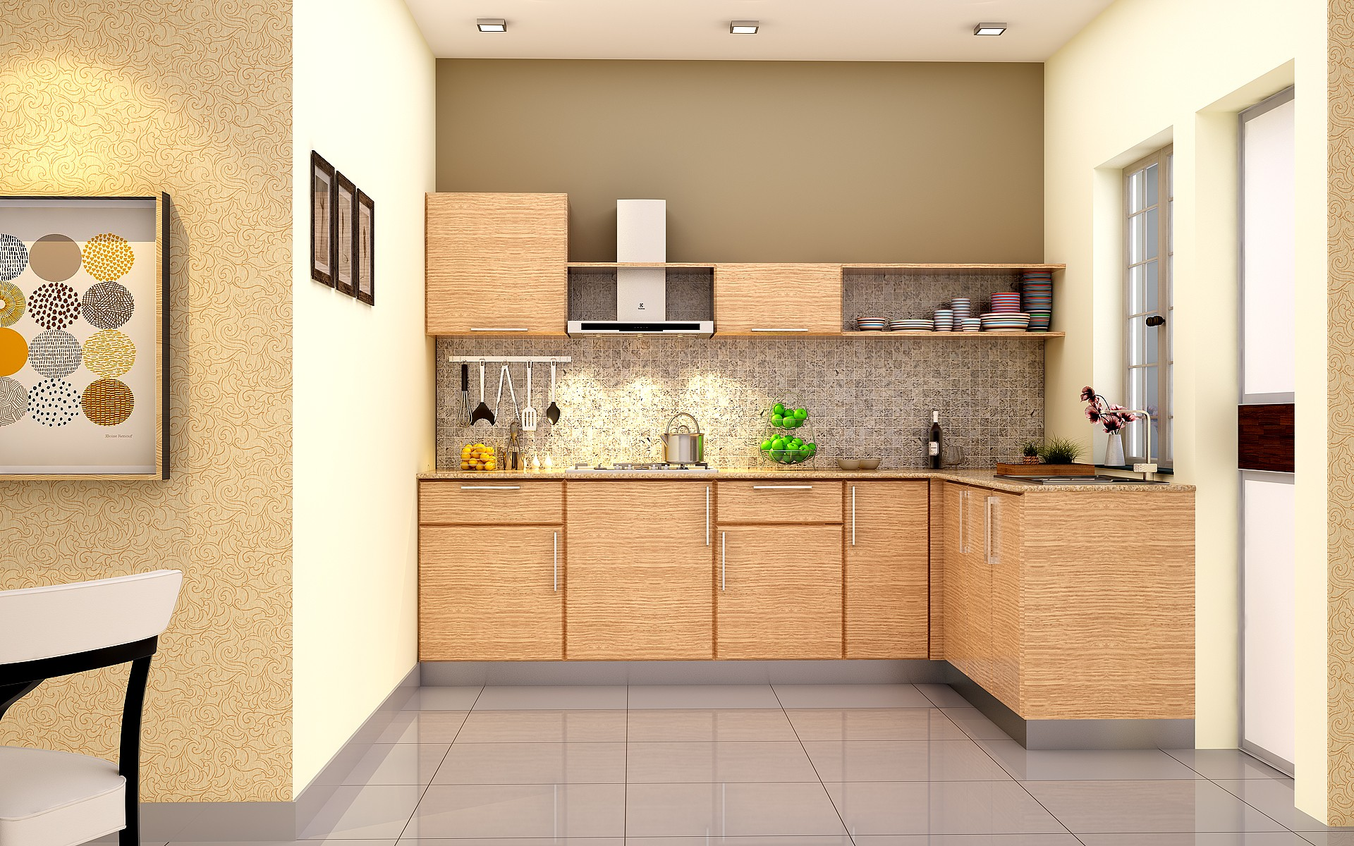Modular Kitchen Designs Modular Kitchen Designs Small