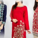 Latest Designer Kurti Designs For Summer Best Collection 2017