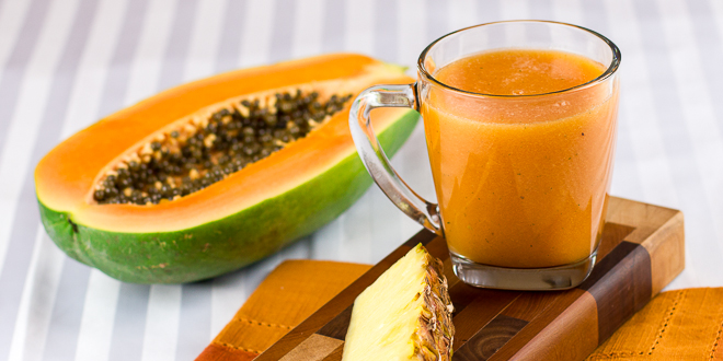 papaya juice benefits for health