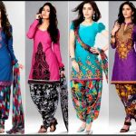 Designer Patiala Punjabi Suits Designs Latest Collection