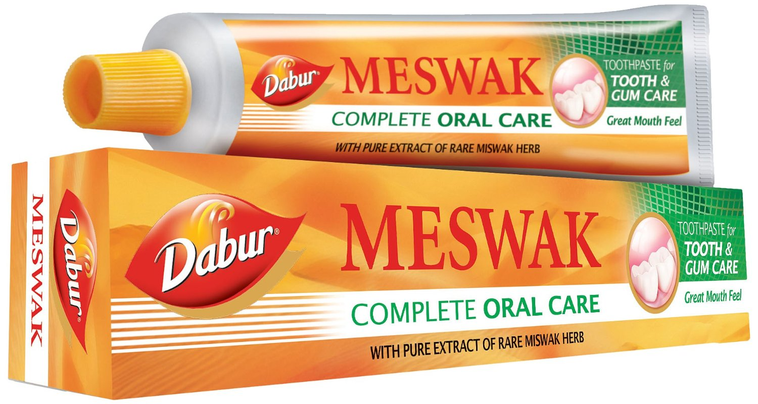 best natural toothpaste in India