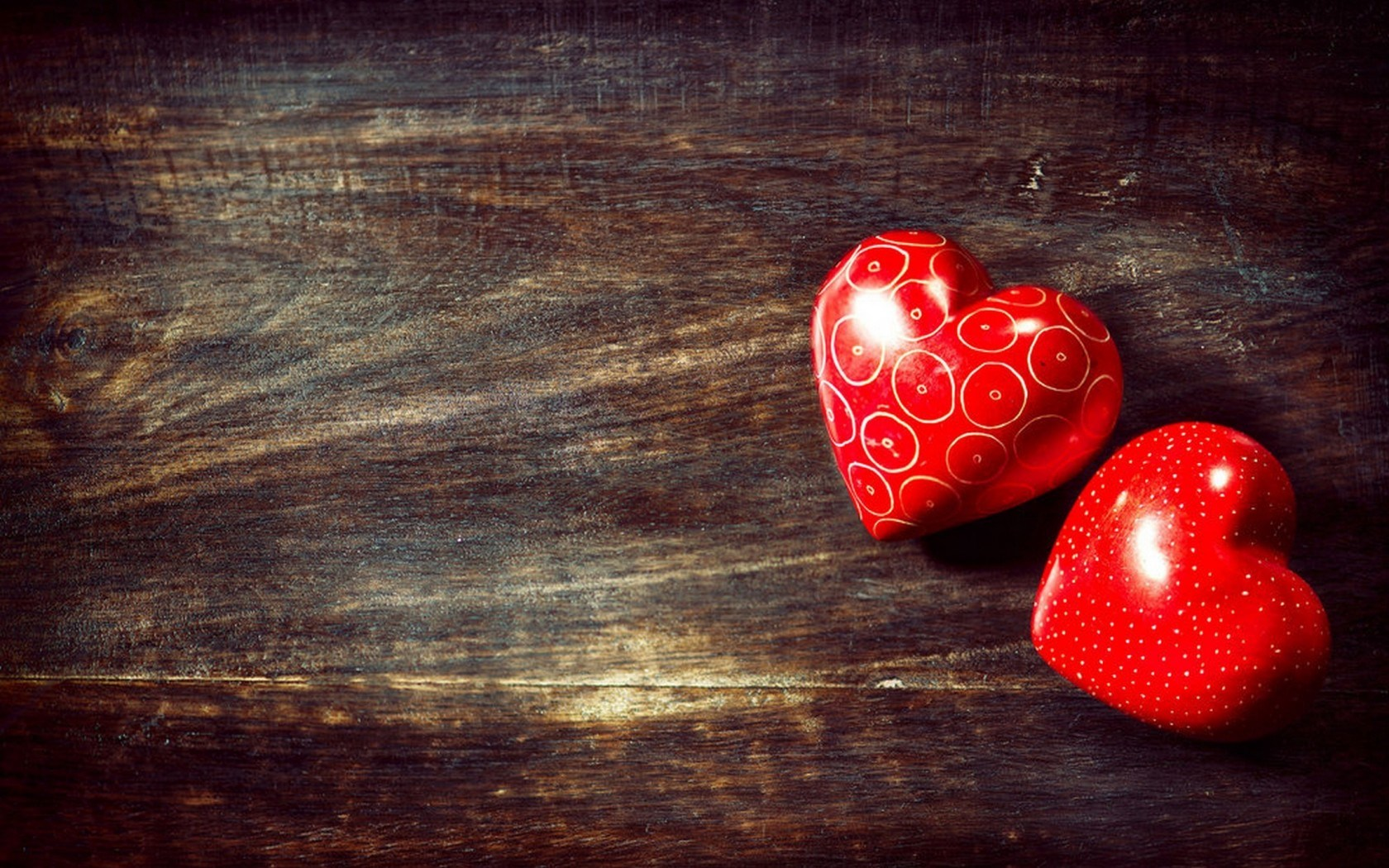 Love-Heart-Shaped-Wallpaper For Desktop