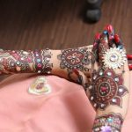 Top 20+ Latest Best Beautiful Bridal Mehndi Designs August 2017