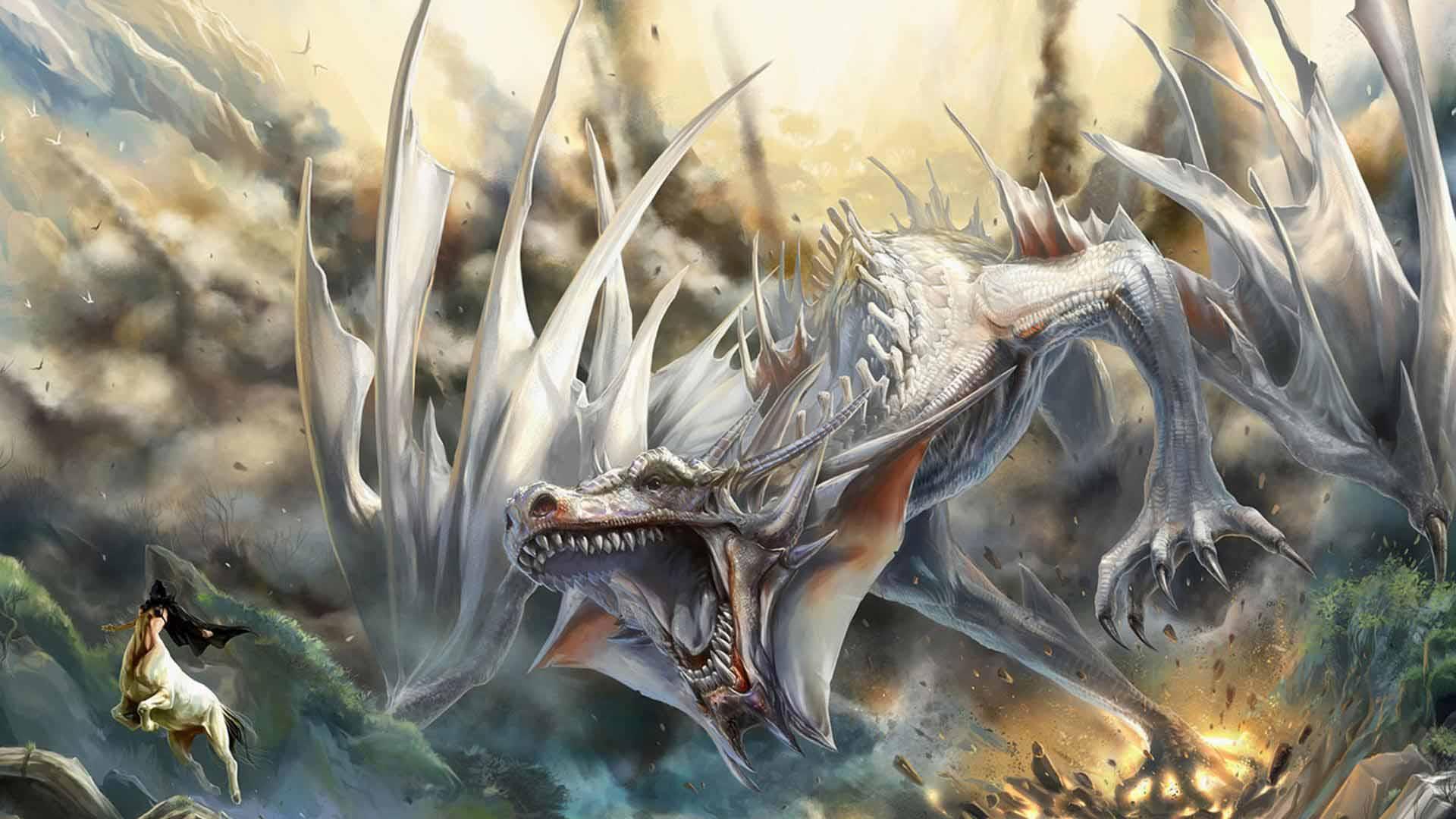 Dragon-Wallpaper