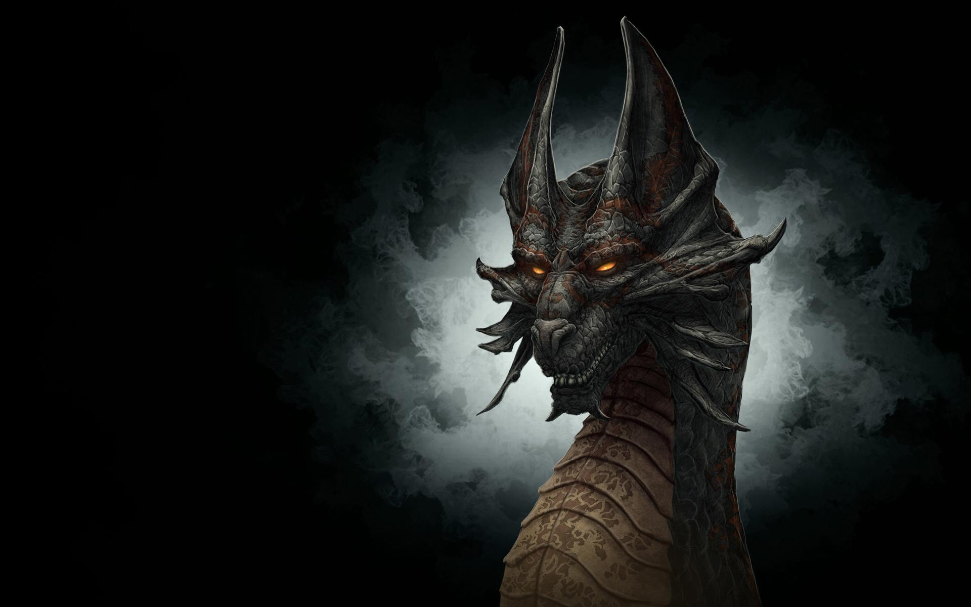 Best look-Black-Dragon