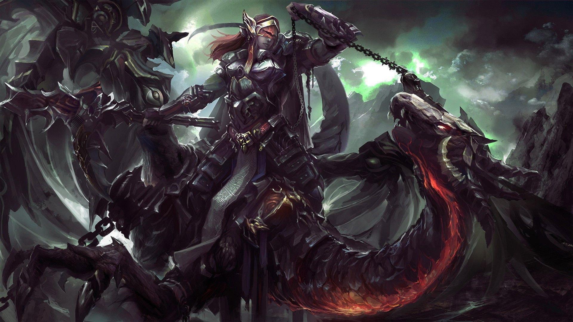 Black-Dragon-Wallpaper