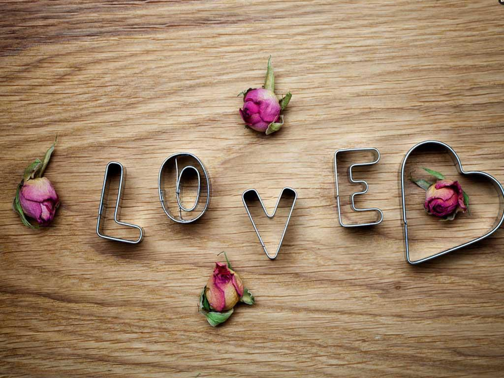 Creative-Love-HD-Wallpaper For Android