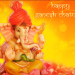 Happy Ganesh Chaturthi Wishes Messages in Marathi