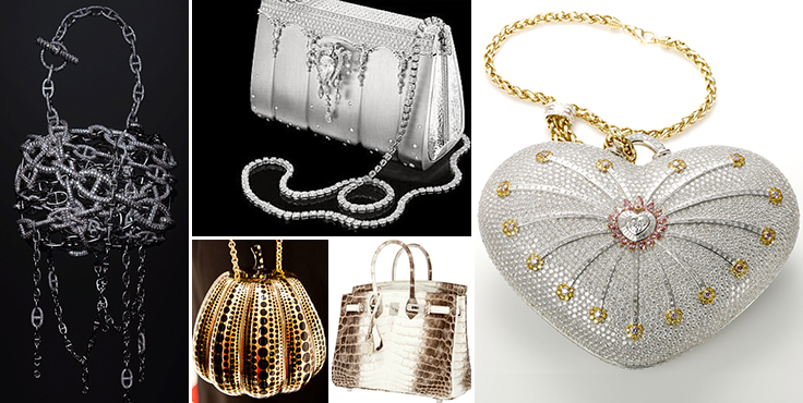 Top 10 Most Expensive Woman Designer Handbags Brands In