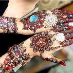 Karva Chauth 2017 Latest Mehndi Design Images