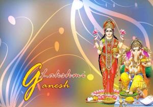 Laxmi Ganesh Images