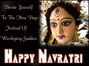 happy navratri wishes