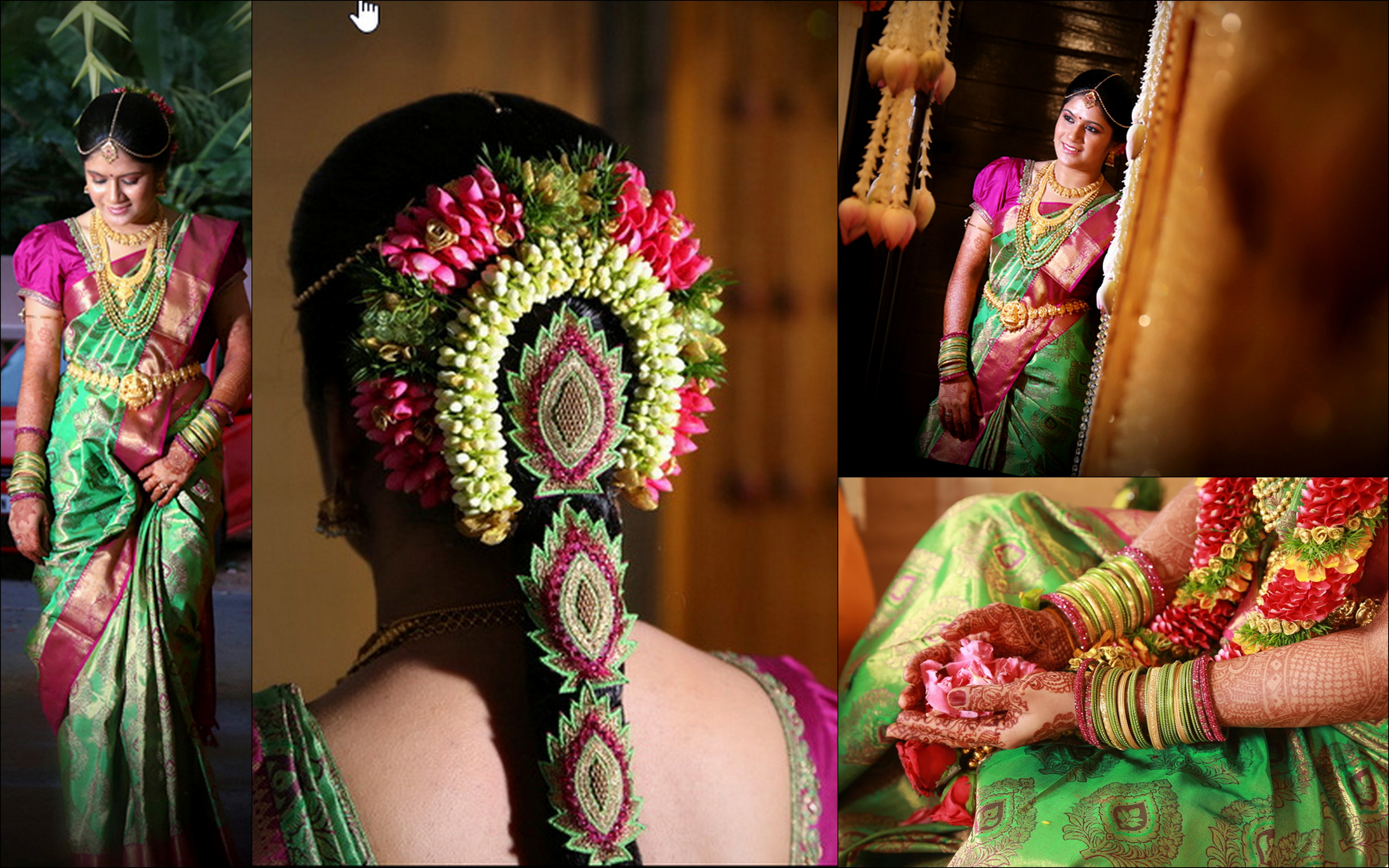 top 30 most beautiful indian wedding bridal hairstyles for every