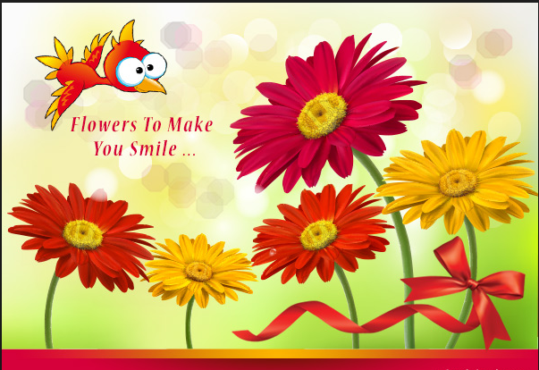 flowers greeting cards wallpapers
