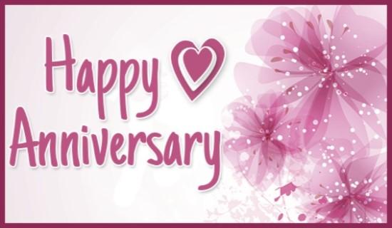 happy anniversary beautiful flowers wallpapers