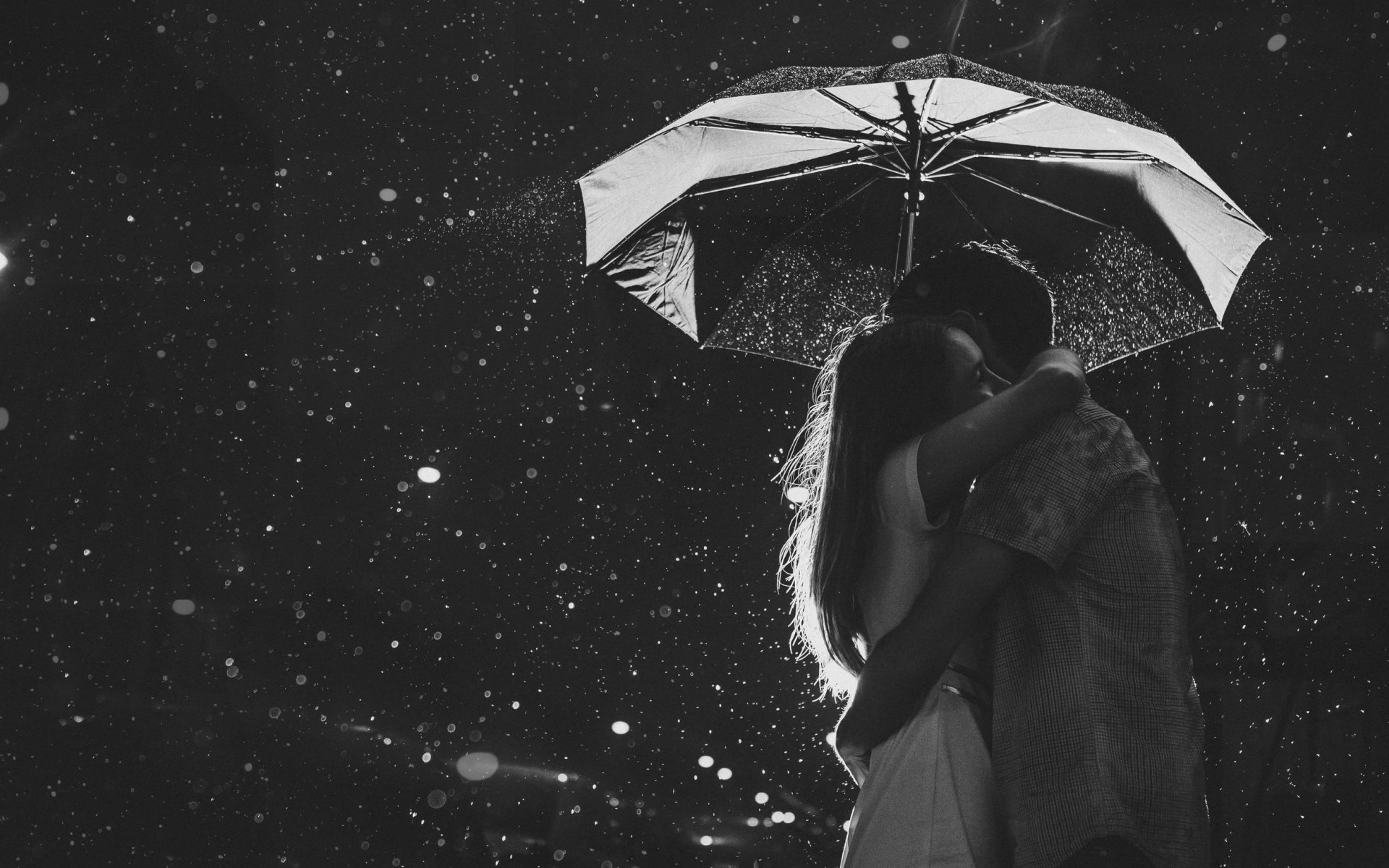 love couple in rain images