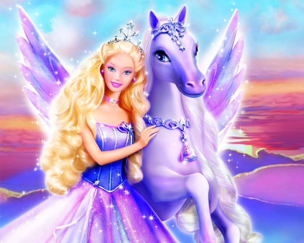 stunning barbie photos