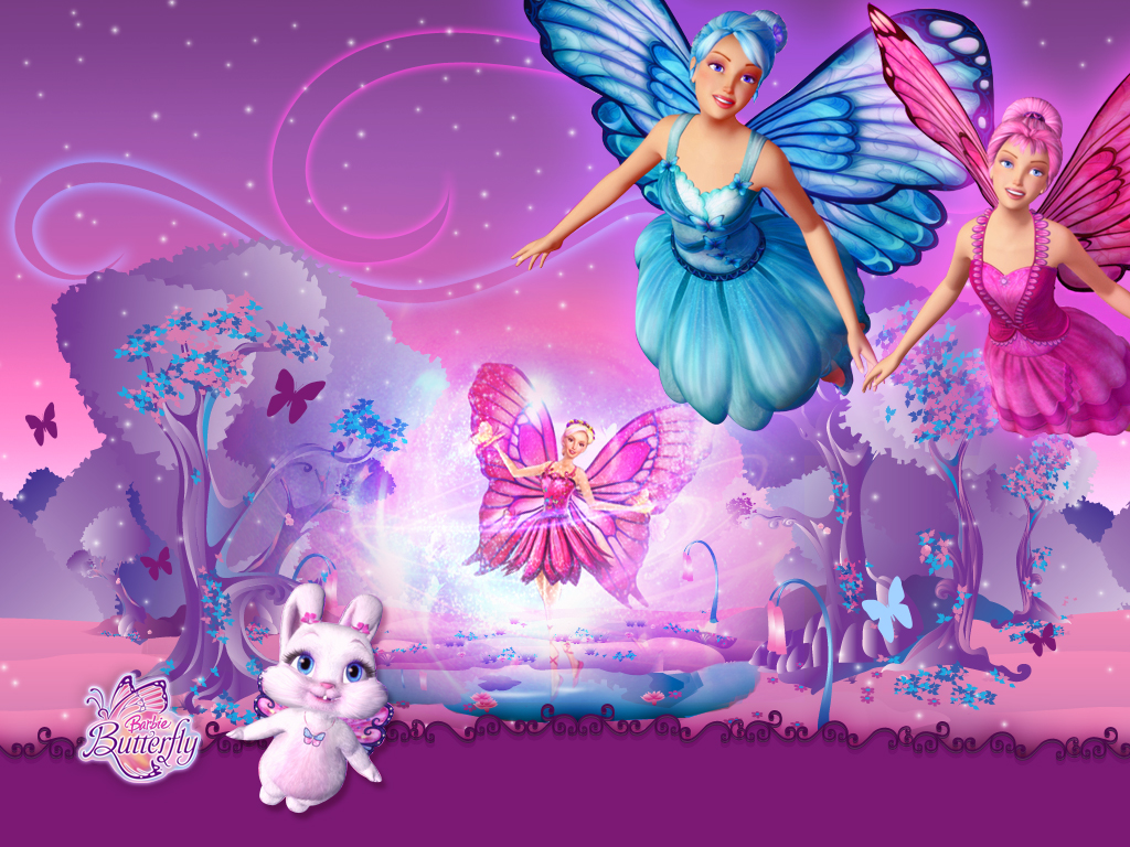 barbie butterfly images