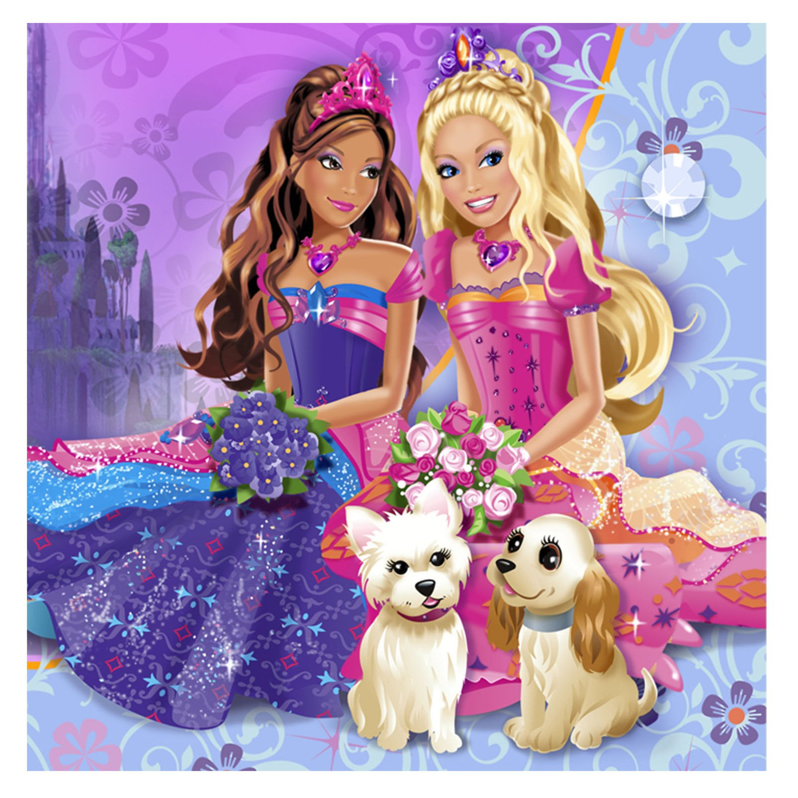 barbie cute wallpapers for desktop