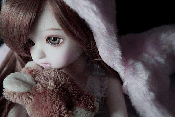 little cute barbie doll images