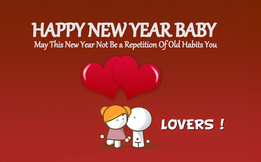 happy new year images for girlfriends