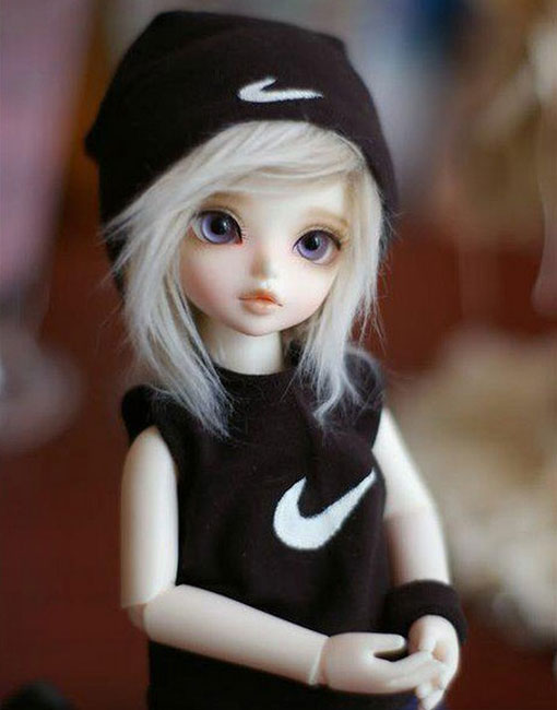 lovely barbie photos collection