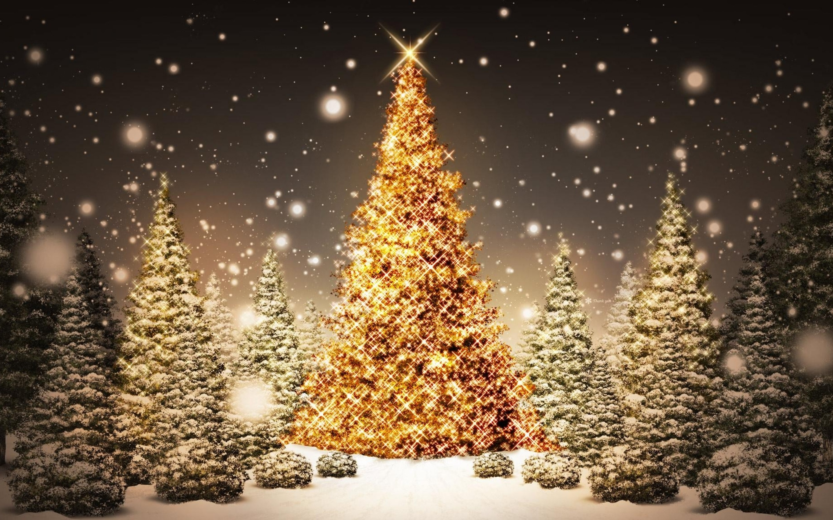 merry Christmas beautiful wallpapers