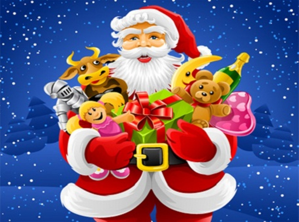 santa claus images for Christmas