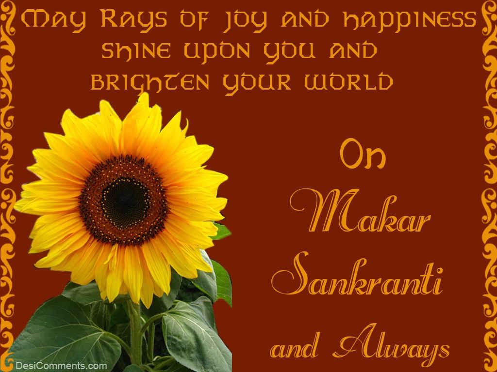 happy sankranti wishes in hindi