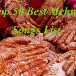 Top 25 Best Mehndi Songs List Latest March 2017