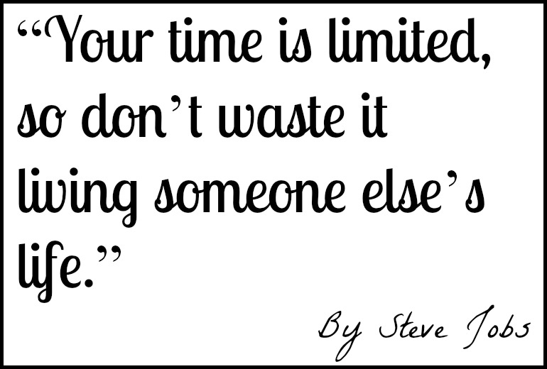 jobs best quotes on time