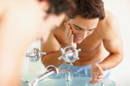best facewash for men images