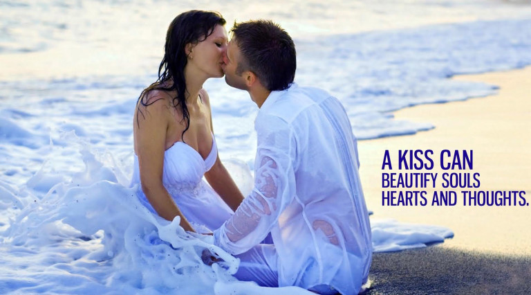 kiss day hot couple wallpapers