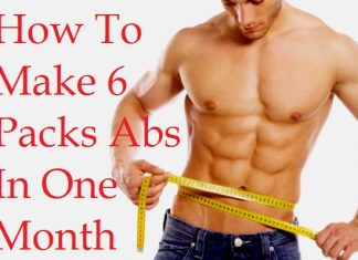 how to get 6 packs abs quickly