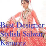 Best Designer Stylish Salwar Kameez Patterns Latest Collection