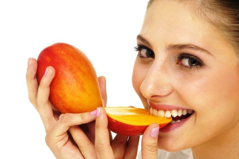 benefits of mango for skin