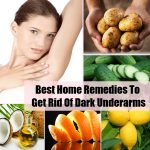 How To Get Rid Of Dark Underarms Overnight