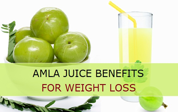 amla juice for weight lose