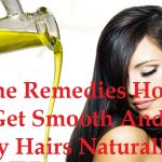 Home Remedies How To Get Smooth And Silky Hairs Naturally