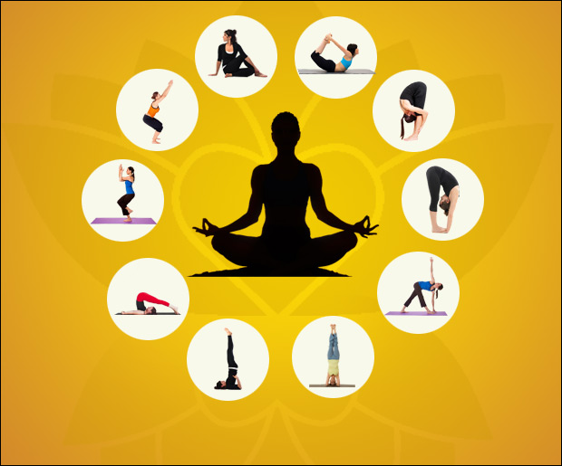 yoga tips to prevent hair growth