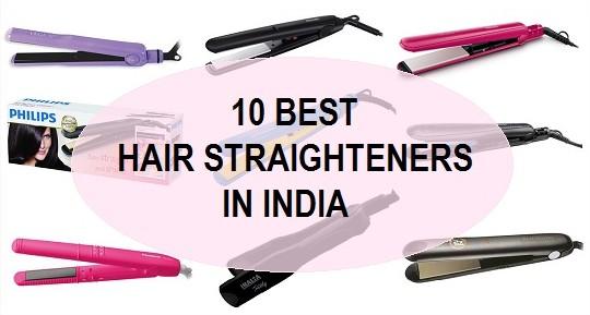 Hair Straightener In India